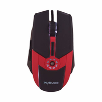 Big Size Compute Mouse for Gaming, Fashion Color Mix