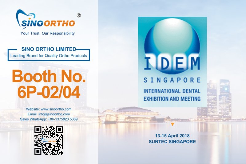SINO ORTHO Singapore IDEM 2018