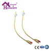 HK05b Latex Foley Catheter Silicone Coated 2-Way Standard