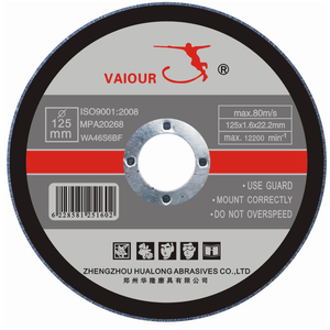 Abrasive Cutting Wheel
