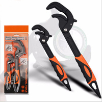 Multipurpose Self-Locking Open End Wrench Hand Tools (IT25-55)