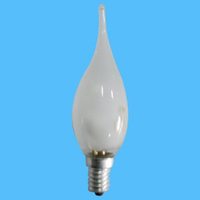 C35 18W 28W 110V 220V Candle Halogen Lamps