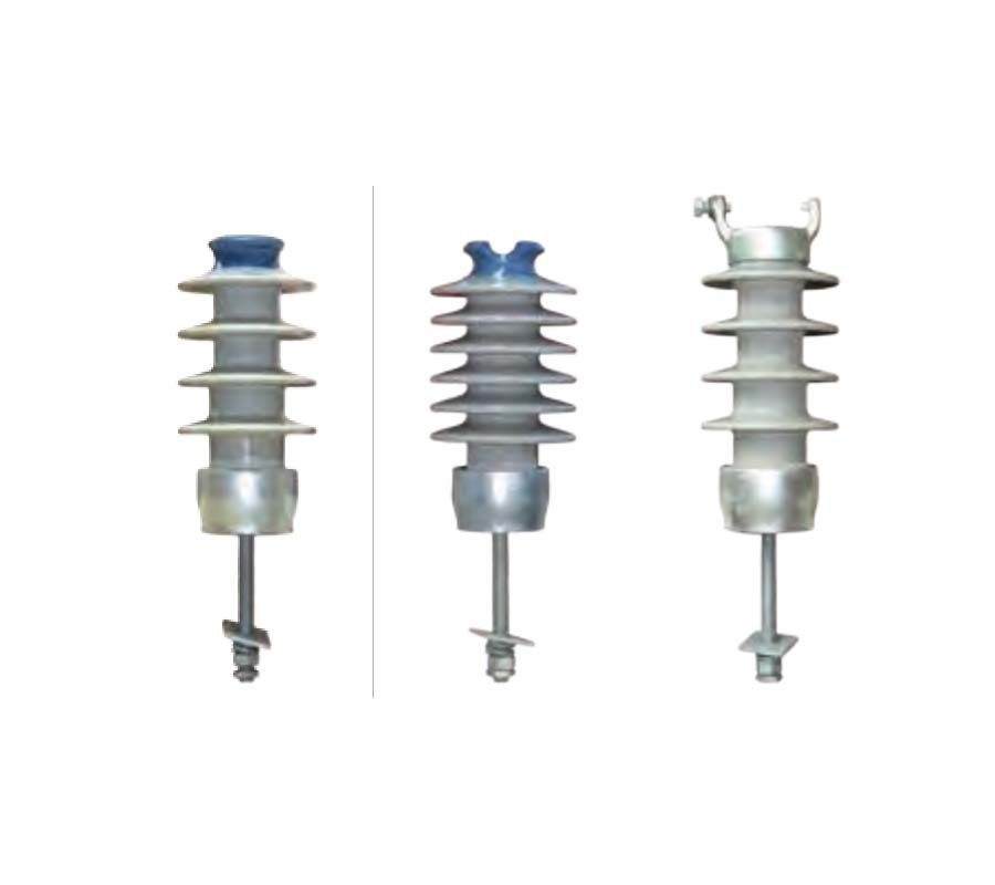 33kv Porcelain Pin - Type Insulator