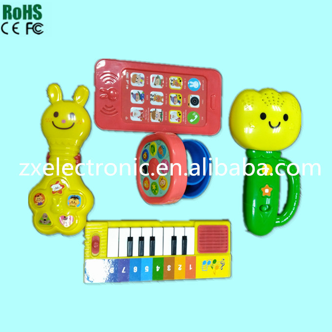 Plastic children sleep sound machine for bed time story teller
