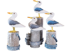Wooden Birds Crafts