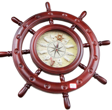 Wooden Ship Wheel Craft