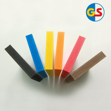 SGS/ ROHS colored pvc foam board for building material manufacturer in shanghai