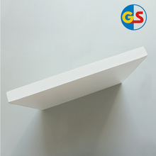 1220*2440mm size feet PVC foam board/pvc foam sheet manufacturer for UV printing and furniture hardware 1-40mm
