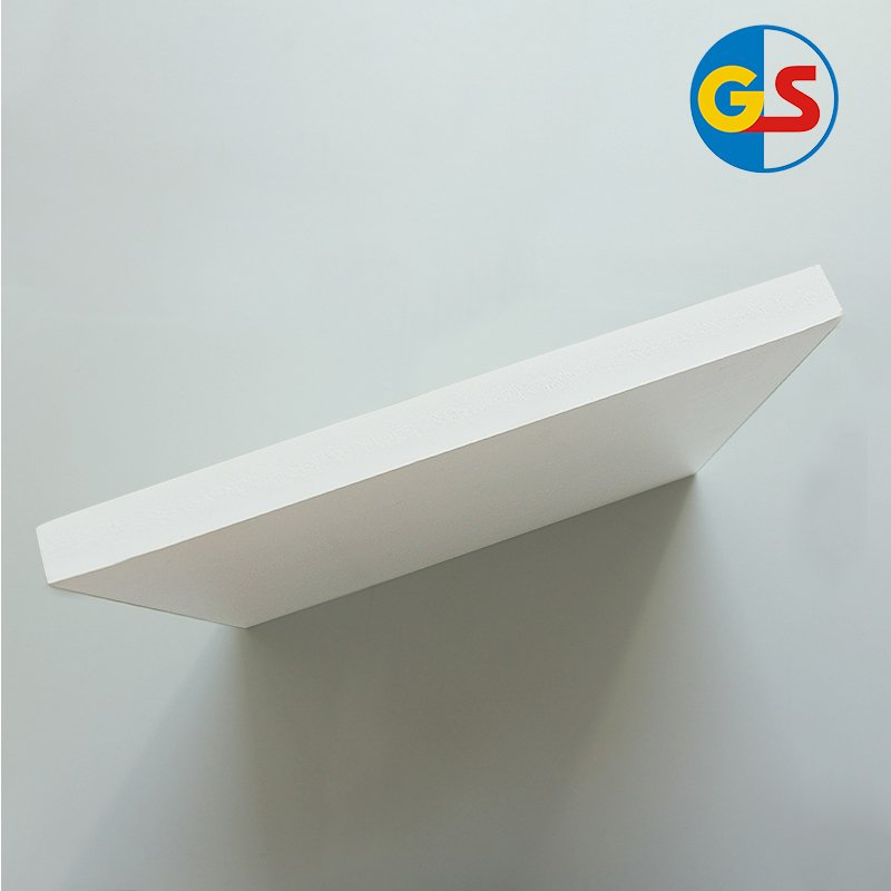1220*2440mm size feet PVC foam board /pvc foam sheet manufacturer for UV printing