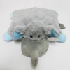 Cute Stuffed Plush Animal Baby Elephant Pillow