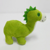 Plush Stuffed Toy Brontosaurus Finger Puppet for Kids