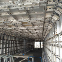 Aluminum Formwork For Utility Tunnel