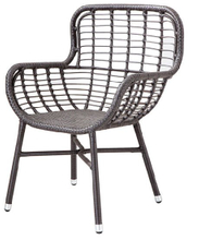 Modern Different Color Wicker/Rattan Chair for Outdoor (LN-1085)