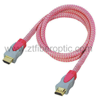 High Speed Male to Male Audio/Video HDMI Cable