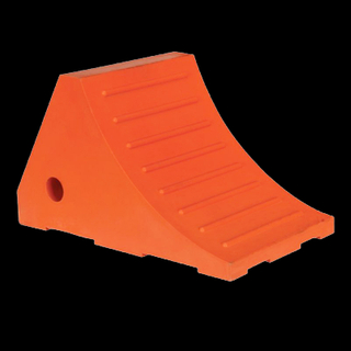 NWH-WCK07 Industrial Traffic Race Ramps Wheel Chock