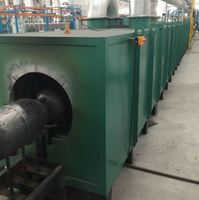LPG Gas Cylinder Heat Treat Furnaces