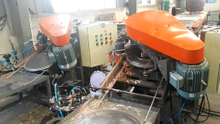 Steel Drum Cap Production Machines