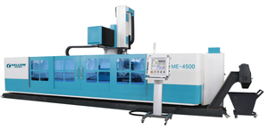 ME-4500 Single arm five-axis processing center