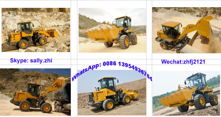 Brand New Mini Front End Loader LG918L for Sale