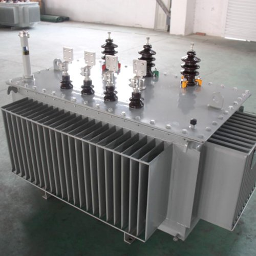 S(B)H15 Series Oil-immersed Amorphous Alloy Core Transformer