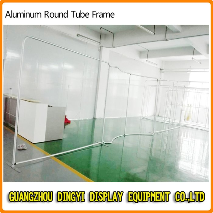 Tension Fabric Photograph Screen Wall Backdrop Booth Display