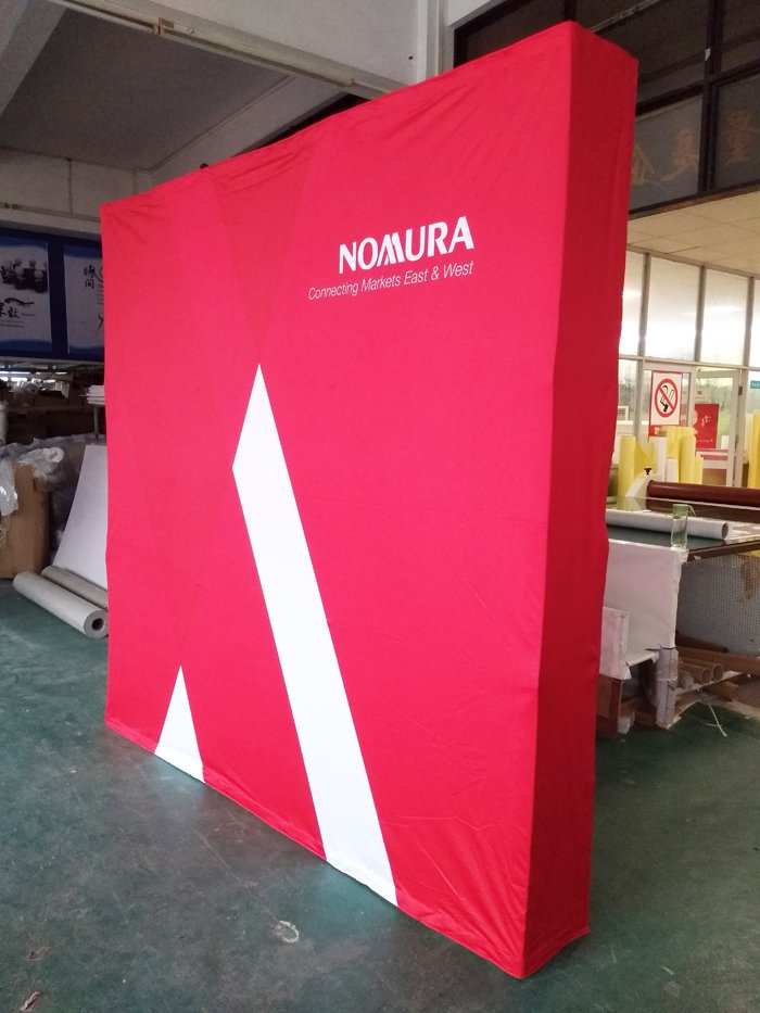 Exhibition Stand Banner : Exhibition trade show pop up banner display stand