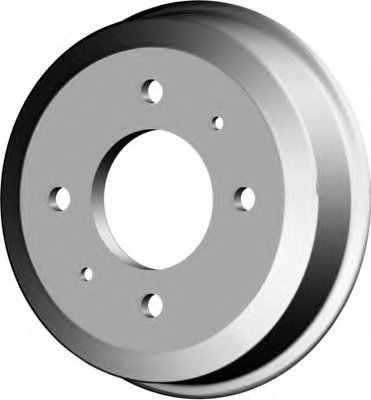 Brake drum for HYUNDAI