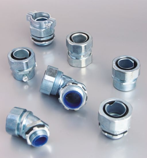 Flex to Rigid Steel Conduit Connector Dkj