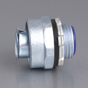 Simple Flexible Conduit Coupler
