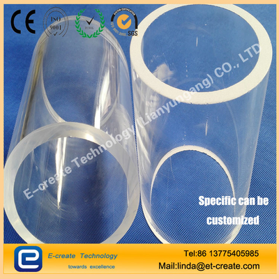 Quartz Sleeve for Photovoltaic Industry