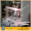 Quartz square cylinder with high quality