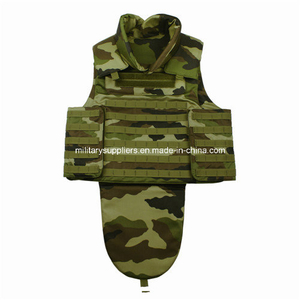 1319-3 Full Protection Kelvar Bulletproof Vest