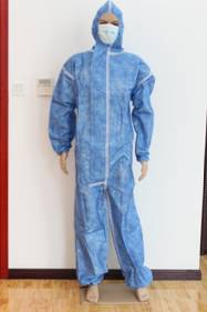 3 Ply (SFS) Coverall With Tape Seams (CV-07)