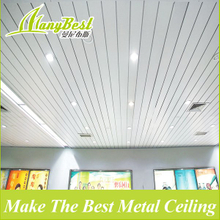 C-Shaped Aluminum Suspended Linear Ceilling Tile