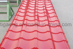 GB JIS ASTM Corrugated Metal/Iron/Steel Sheet for Roofing Material