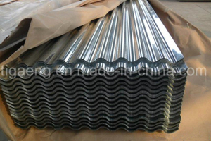 Hdgi Corrugated Steel Roof/Wall Sheet for Kenya