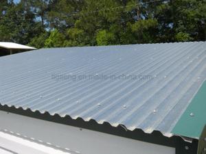 Aluminium Zinc Coated Steel Sheets Corrugated Galvalume Roof