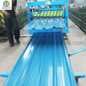 Factory Price Simple Construction Trapezoidal PPGI/PPGL Metal Roofing Tile