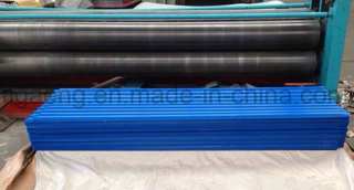 Simple Construction Good Quality Corrugated PPGI Steel Roofing Sheet