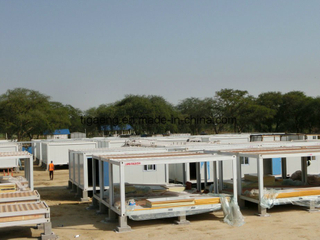China 20FT/40FT Economic Modified Prefabricated Container Houses
