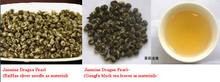 Jasmine Dragon Pearl (White Tea Or Black Tea Material)