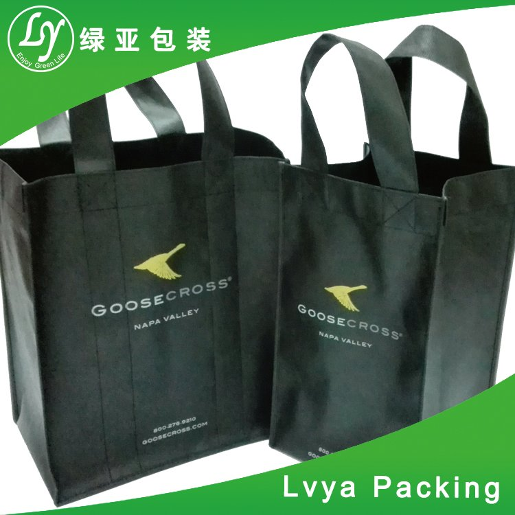 Manufacturer Wholesale Customized Eco-Friendly Cheap Reusable Non Woven Bag