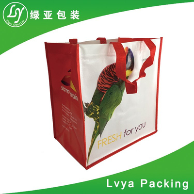 Foldable 2015 wholesale China Factory Custom Durable non woven shoppint tote bag