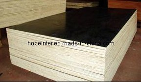 One Time Hot Pressed Plywood--Marine Plywood, for Middle East Markets
