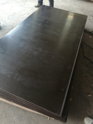 Smooth Surface Film Faced Plywood Brown/Black Film