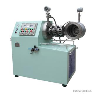 水牛闪电appZM-T系列18升油漆油墨卧式涡轮湿法研磨珠磨机