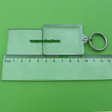 Keychain photo holder-45*35MM