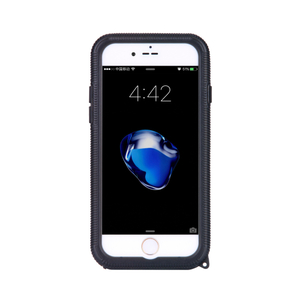 Magnet Metal Plate Design Waterproof Phone Case for iPhone 7