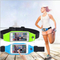 Sport Sweatproof Waist Bag Belt with Touch Screen Window