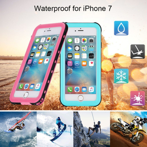 Waterproof Cover for iPhone 7 Case Mobile Phone Accessory